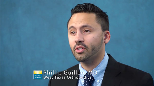 Thumbnail Image For Phillip Guillen, MD Interview - Click Here To See