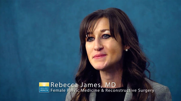 Thumbnail Image For Rebecca James, MD Interview - Click Here To See