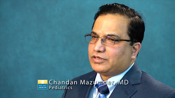Thumbnail Image For Chandan Mazumder, MD Interview - Click Here To See