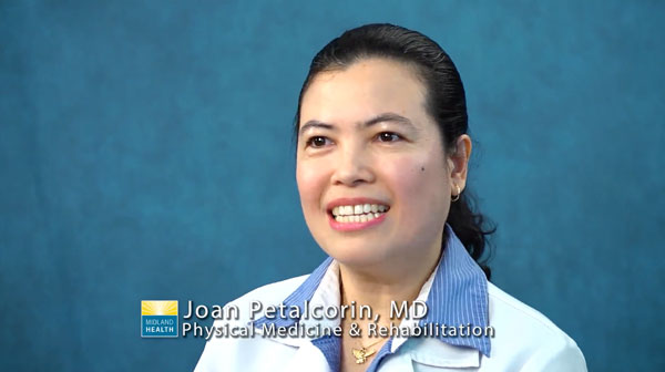 Thumbnail Image For Joan Petalcorin, MD Interview - Click Here To See