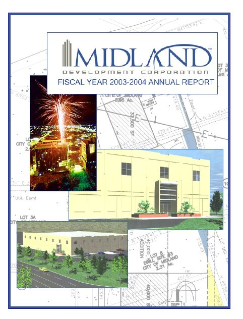 Thumbnail Image For 2004 Annual Report - Click Here To See