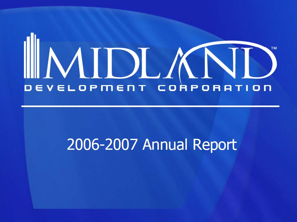 Thumbnail Image For 2007 Annual Report - Click Here To See