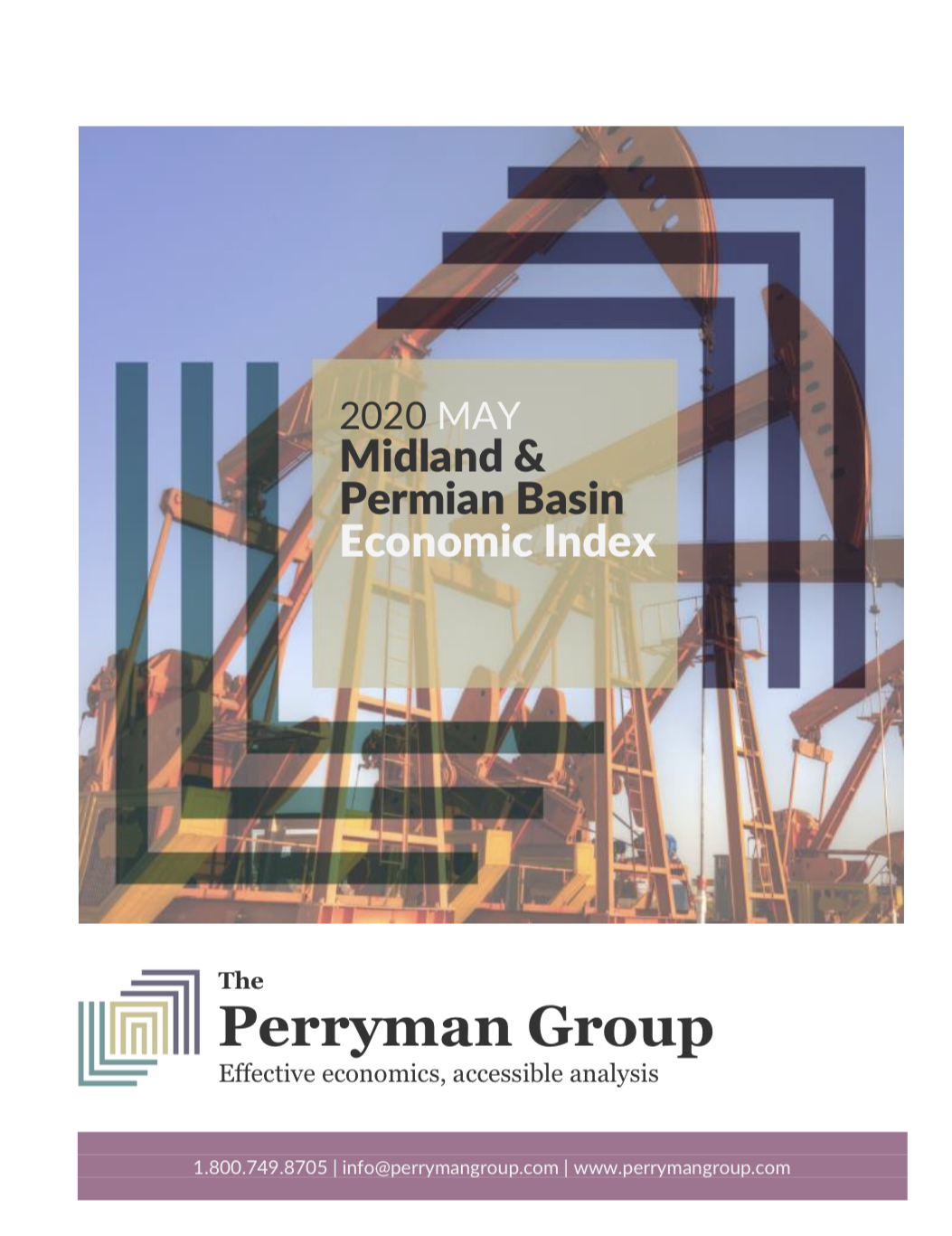 Thumbnail Image For Midland-Odessa Regional Economic Index - Click Here To See
