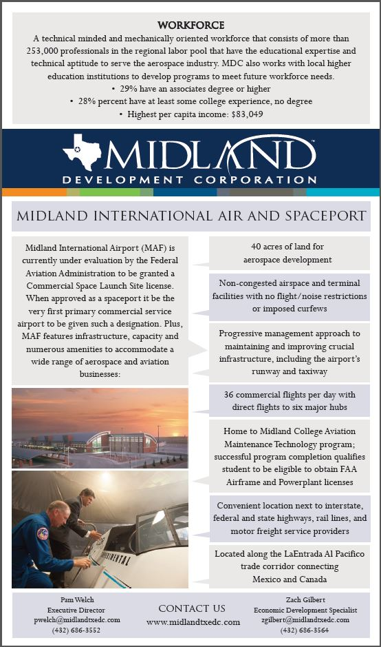 Thumbnail Image For Midland Fact Sheet PDF - Click Here To See