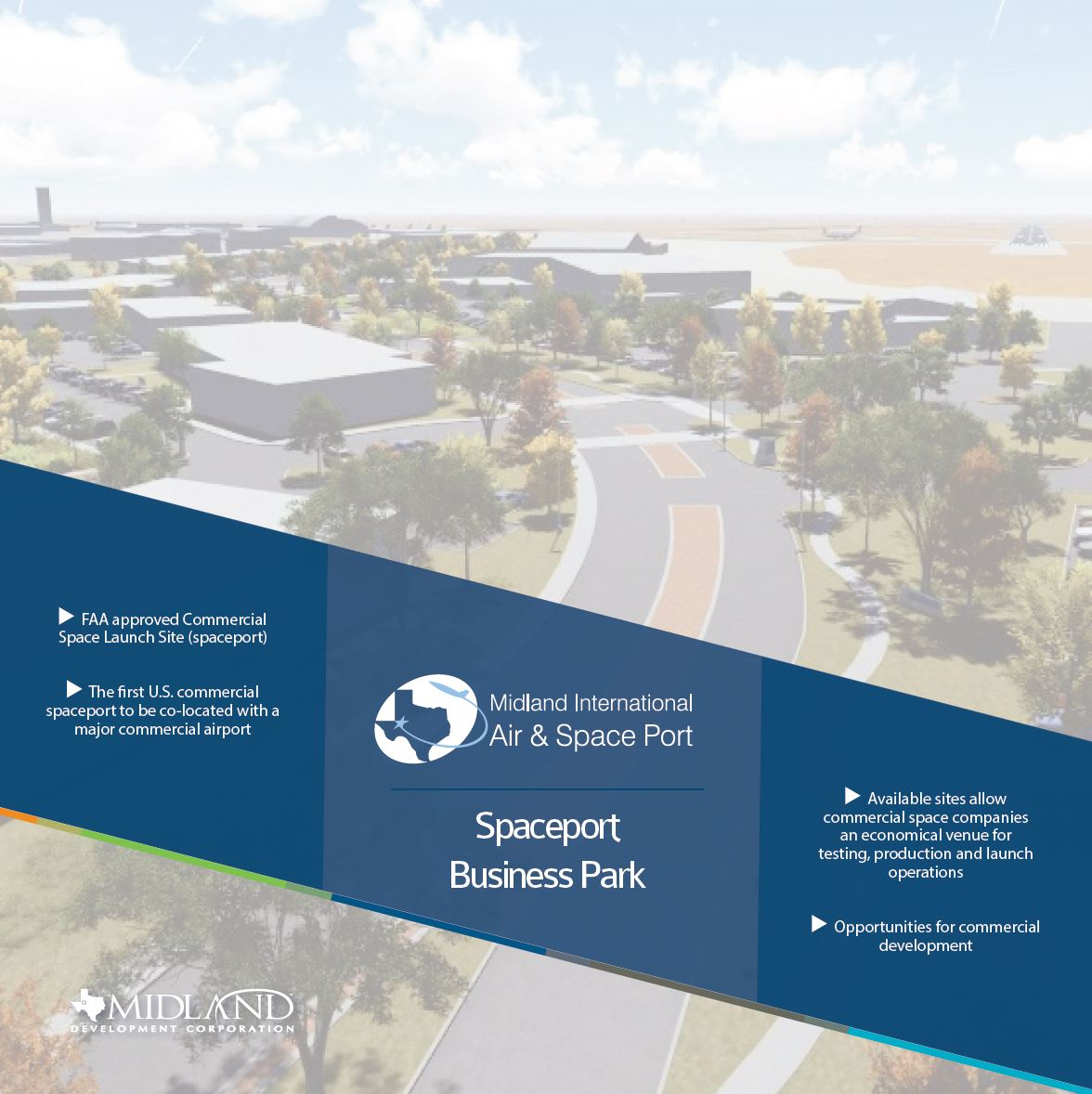 Thumbnail Image For Midland Spaceport (Extensive) Brochure PDF - Click Here To See