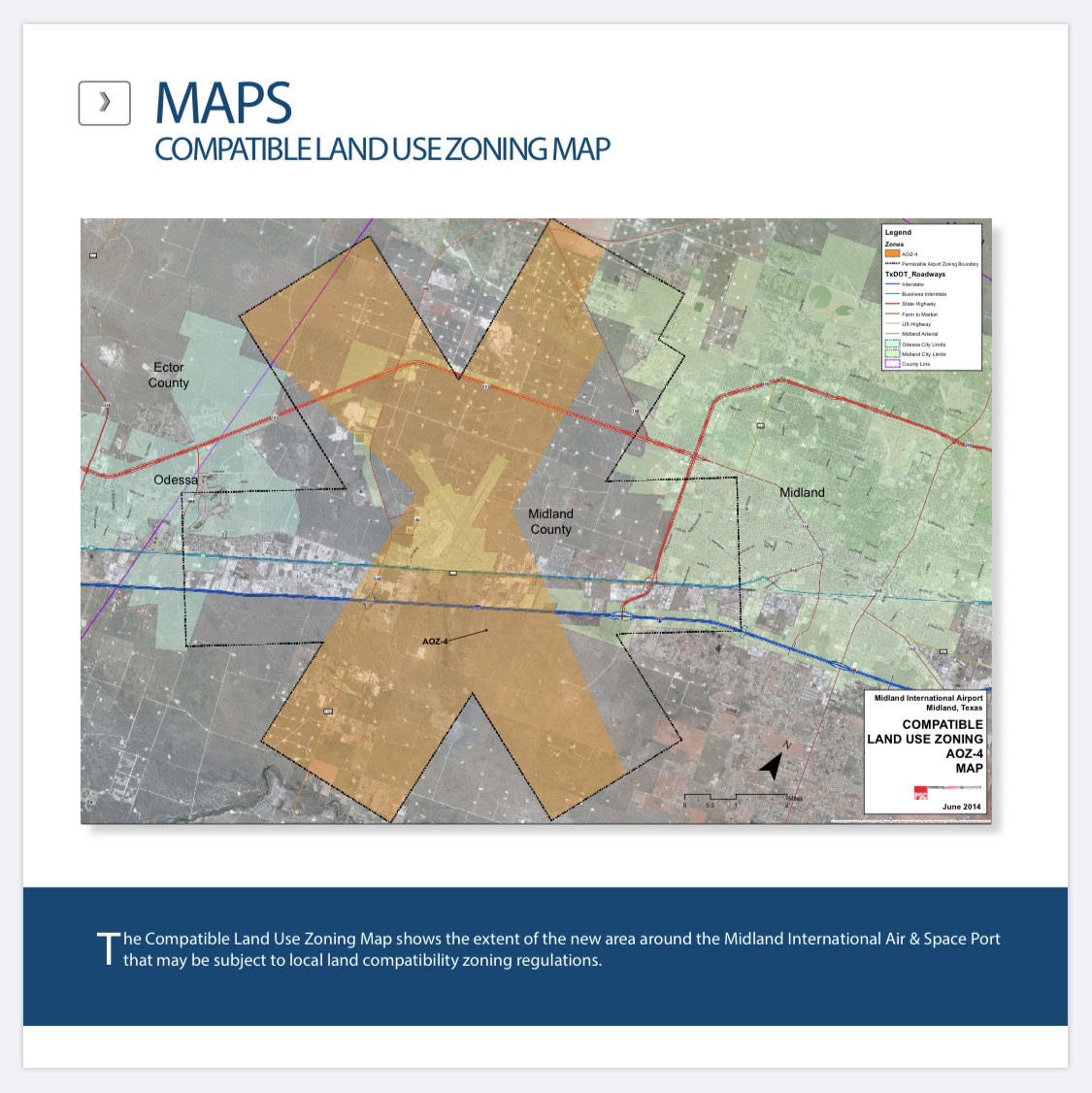 land use zoning map
